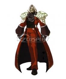 The King Of Fighters KOF Rose Bernstein Cosplay Costume