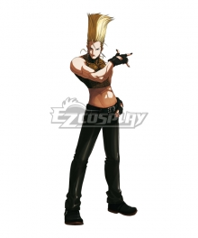 The King Of Fighters 2003 KOF Benimaru Nikaido Cosplay Costume