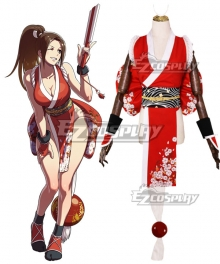 The King Of Fighters XIV KOF Mai Shiranui Cosplay Costume