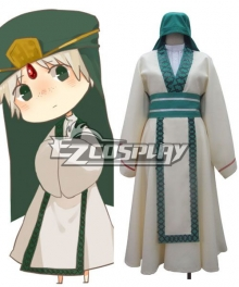 The Labyrinth of Magic Magi Ja'far Cosplay Costume