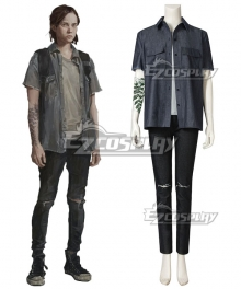 The Last of Us : Part II Ellie Cosplay Costume