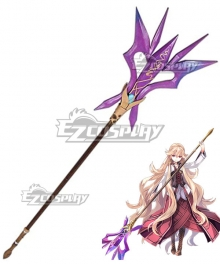 The Legend of Heroes - Hajimari no Kiseki Crimson Roselia Cosplay Weapon Prop