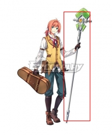 The Legend of Heroes - Hajimari no Kiseki Eliot Graig Cosplay Weapon Prop