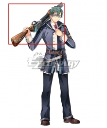 The Legend of Heroes - Hajimari no Kiseki Machias Regnitz Cosplay Weapon Prop