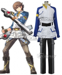 The Legend Of Heroes Lloyd Bannings Cosplay Costume
