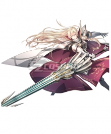 The Legend of Heroes Trails of Azure Arianrhod Cosplay Costume