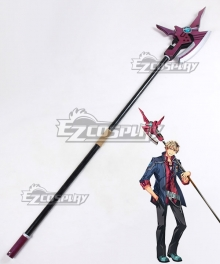 The Legend of Heroes: Trails of Cold Steel III Ash Carbide Axe Cosplay Weapon Prop