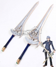 The Legend Of Heroes: Trails Of Cold Steel III Kurt Vander Two Swords Cosplay Weapon Prop