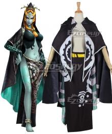 The Legend of Zelda: Hyrule Warriors Twili Midna Cosplay Costume