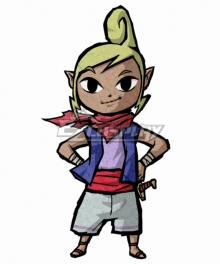 The Legend of Zelda: The Wind Waker HD Tetra Cosplay Costume