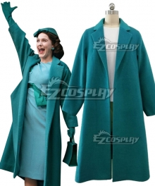 The Marvelous Mrs. Maisel Season 3 Miriam 'Midge' Maisel Cosplay Costume-Only Coat