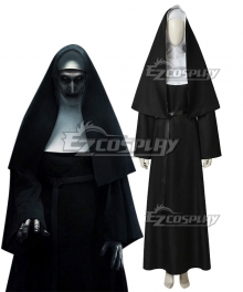 The Nun Valak Demon Nun Cosplay Costume