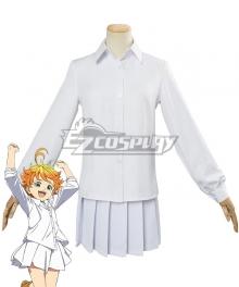 The Promised Neverland Female Emma Gilda Cosplay Costume