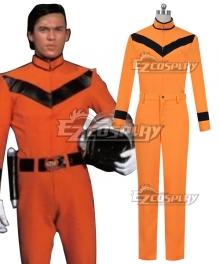 The Return of Ultraman Ultraman Jack MAT Cosplay Costume