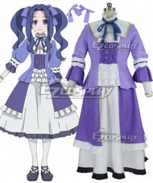 The Rising of the Shield Hero Melty Melromarc Cosplay Costume - New Editon