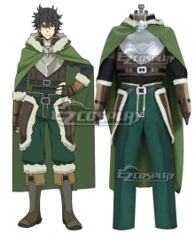 The Rising of the Shield Hero Naofumi Iwatani Cosplay Costume