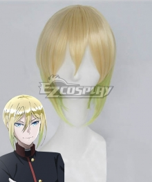 The Royal Tutor Leonhard von Granzreich Golden Cosplay Wig 432B
