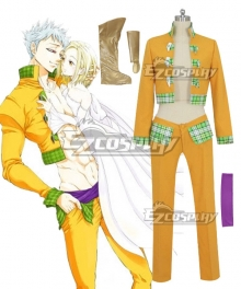 The Seven Deadly Sins Nanatsu No Taizai Ban Cosplay Costume