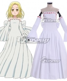 The Seven Deadly Sins Nanatsu No Taizai Elaine Cosplay Costume