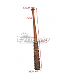 The Walking Dead Daryl Dixon Baseball bat Cosplay Weapon Prop