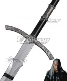 The Witcher Netflix Geralt Of Rivia Sword Cosplay Weapon Prop