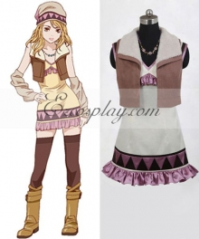 Tiger & Bunny Karina Lyle Cosplay Costume