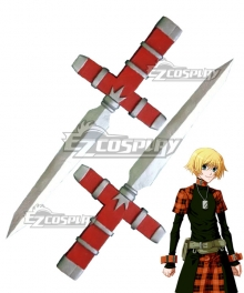 Togainu no Chi Rin Knife Cosplay Weapon Prop