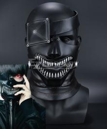 Tokyo Ghoul 2017 Movie Kaneki Ken Mask Cosplay Accessory Prop
