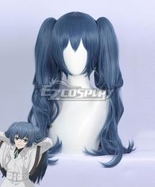 Tokyo Ghoul:re Tokyo Guru Saiko Yonebayashi Blue Cosplay Wig