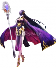 Tokyo Mirage Sessions ♯FE Tharja Cosplay Costume