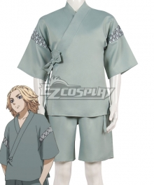 Tokyo Revengers Manjiro Sano Daily Cosplay Costume