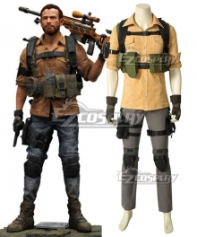 Tom Clancy's The Division 2 Aaron Keener Cosplay Costume