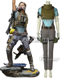 Tom Clancys The Division 2 Female Cosplay Costume
