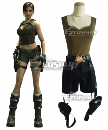 Tomb Raider Lara Croft Cosplay Costume - B Edition