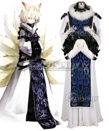 Touhou Project Devil Castle Yakumo Ran Cosplay Costume