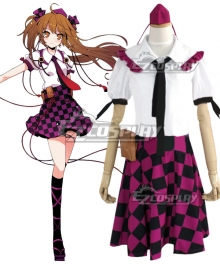 Touhou Project Himekaidou Hatate Cosplay Costume