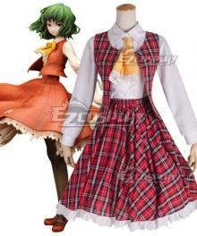 Touhou Project Kazami  Yuuka Lolita Cosplay Anime  Costume-Y308