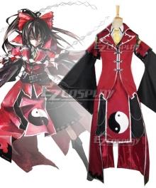 Touhou Project Koumajou Densetsu: Scarlet Symphony Hakurei Reimu Cosplay Costume