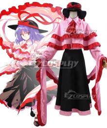Touhou Project Nagae Iku Cosplay Costume