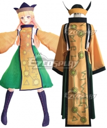 Touhou Project Okina Matara Cosplay Costume