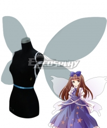 Touhou Project Star Sapphire Wing Cosplay Accessory Prop