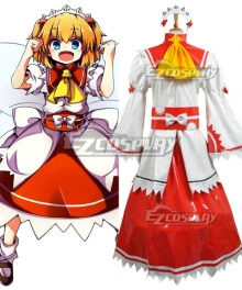 Touhou Project Sunny Milk Cosplay Costume