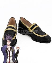 Touken Ranbu Fudou Yukimitsu Black Cosplay Shoes