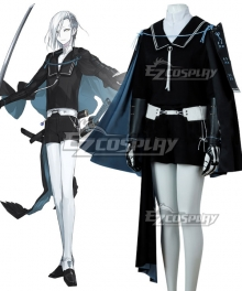 Touken Ranbu Jizou Yukihira Cosplay Costume