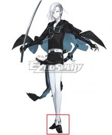 Touken Ranbu Jizou Yukihira White Black Cosplay Shoes