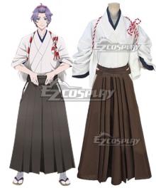 Touken Ranbu Kasen Kanesada Anime Cosplay Costume