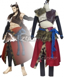 Touken Ranbu Nenekirimaru Cosplay Costume