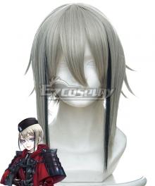 Touken Ranbu Online Hyuuga Masamune Silver Cosplay Wig 363DD