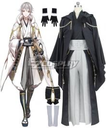 Touken Ranbu Online Tsurumaru Kuninaga Black Edition Cosplay Costume