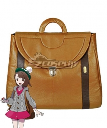 Pokemon Pokémon Sword and Pokémon Shield Female Trainer Gloria Bag Cosplay Accessory Prop